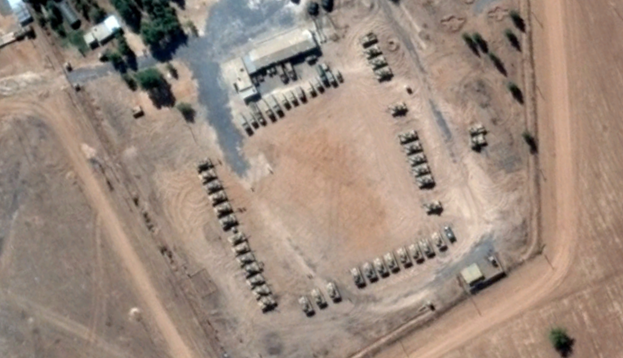 DG (18OCT12) Turkey Armor Garrison.