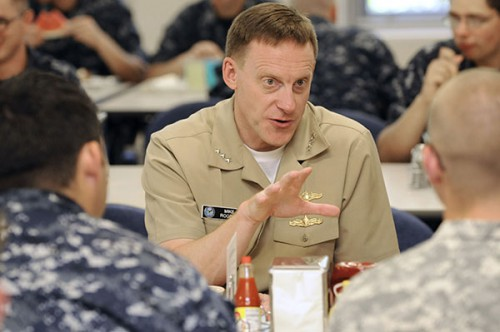 Baldiger Admiral und Leiter der National Security Agency (NSA): Michael S. Rogers