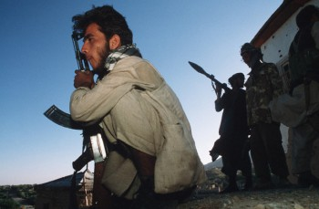 A Taliban fighter shortly before the turn of the millennium (Photo: Richard Wayman / Sygma / Corbis).