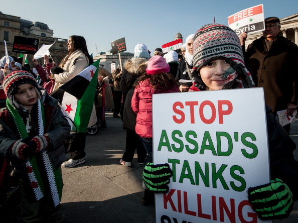Syria and the cruel farce of 'humanitarian intervention'