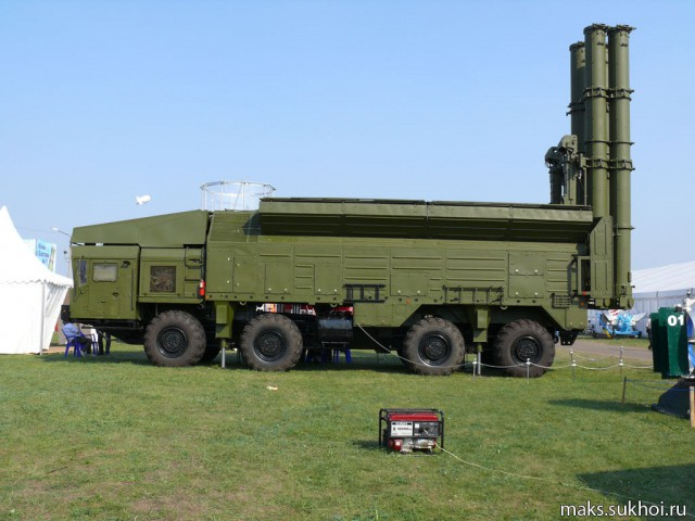 Iskander-K system. Source: GlobalSecurity.org
