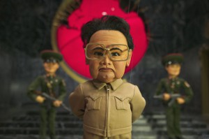 "Kim Jong Il (in ""Team America"")"
