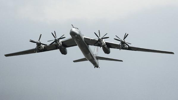 Putin's uncongenial attitude toward the West was very apparent while the Iran Talks were still underway. Incursions by Russian Tu-95 Bear H bombers (as the one shown above) in US and European airspace prompted the scrambling of fighter jets. Russia also sold its S-300 anti-aircraft missile system to Iran.