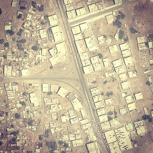 Jaar, Yemen, site of a reported Oct. 18 drone strike that killed up to nine people. <em>Photo: via Dronestagram</em>